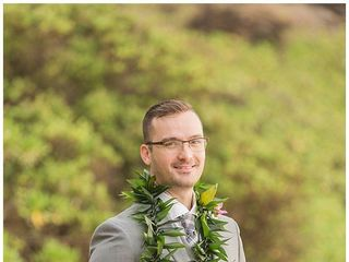 Simple Maui Wedding 1