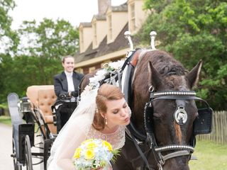 Arrivals In Elegance Horse Drawn Carriage Services, LLC 1