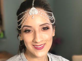 Jersey Girl Makeup 1