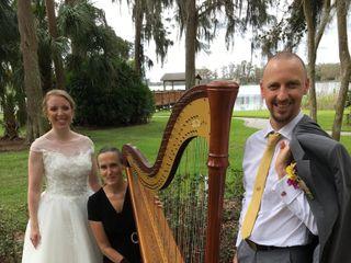 Harpist Christine MacPhail 2