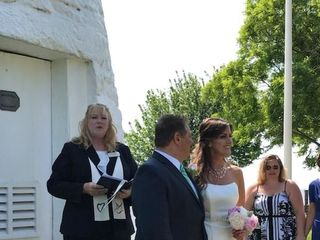 """More Than Words"" Wedding Officiant 3"