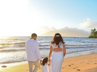 Hawaiian Island Weddings 5