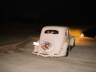 DFW Vintage Cars 7