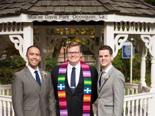 Rev Alex Zuber, Wedding Officiant 3