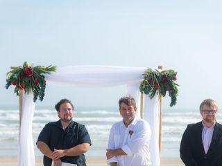 Port Aransas Beach Wedding Company 1