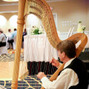 Harpist Louis Lynch 2