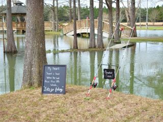 Burkhardt Pond - Amy's Wedding Rentals 3