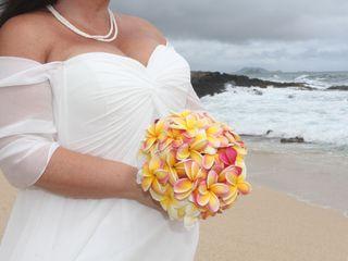 Sweet Hawaii Wedding 4