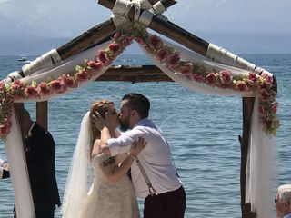 Weddings at Lakeside Beach 2