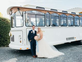 OBX Wedding Trolley 5