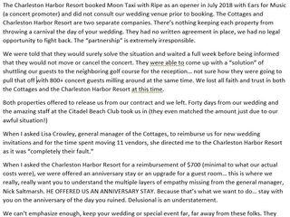 Charleston Harbor Resort & Marina 2
