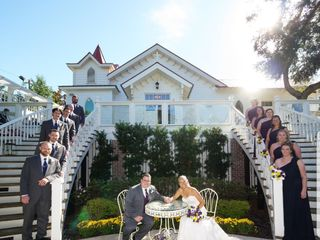 The Tybee Island Wedding Chapel & Grand Ballroom 4