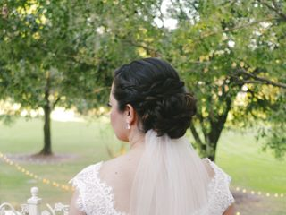 Elegant Brides Hair and Makeup 7