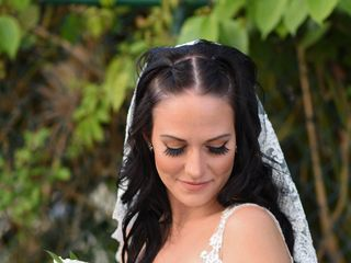 Jamie Lyn Cintron Salon Spa Wedding 6