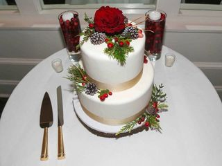 Sweet Weddings Cake Designs 7