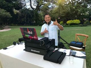The DJ Hawaii, Tony So 3