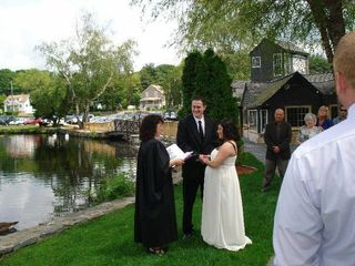 Beautiful Wedding Ceremonies by Justice Carol 6