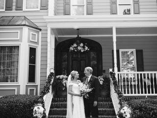 Sally Oakley Weddings & Events 7
