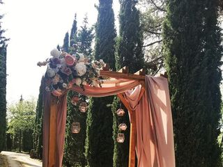 In Tuscany Wedding 5