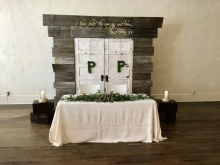 Southern Knot Weddings & Floral Design 1