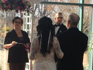 Diane Stanley, Marriage Officiant 2