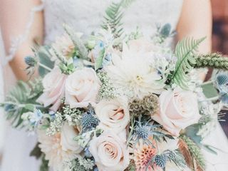 Summer Thyme Floral Weddings 1
