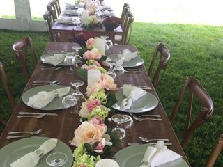 Honeywood Farm Table Rentals 7