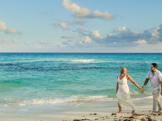 Cancun Wedding Minister/Officiant 6