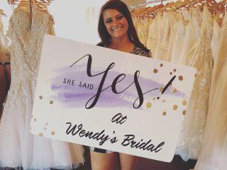 Wendy's Bridal Cincinnati 6