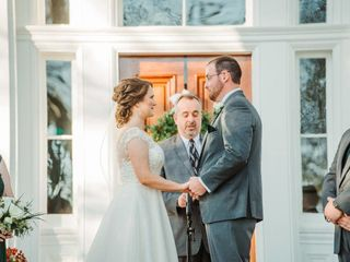 Kendal Butler • Wedding Officiant 2