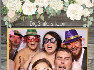 Big Smile Photo Booth 1