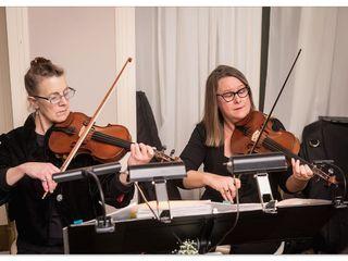 Grace Note String Ensembles Grace Note String Trio & Harps Wedding Music 5