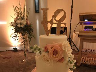 Wedding Cake Art and Design Center 1