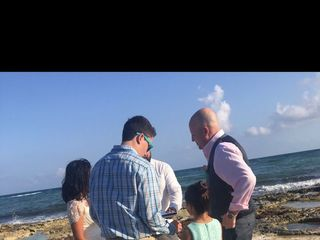 Riviera Maya Wedding Minister 2