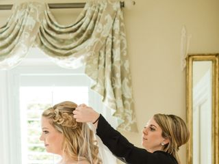 Gorgeous Locks and Makeup 6