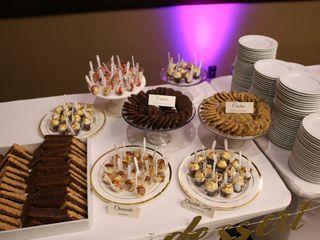 Crème Cupcake + Dessert 1