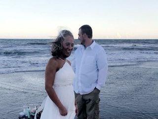 Just Married Myrtle Beach 7