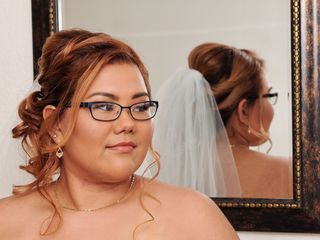 Wedding Hairstyles & Makeup 5