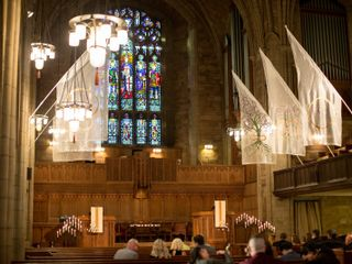 Montclair Wedding Sanctuary 6