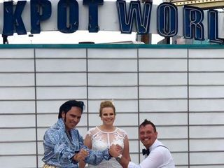 Frankie Castro-Best Elvis Officiant in Las Vegas 1