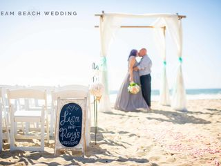 Dream Beach Wedding 1