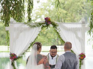 Perry Hall Wedding Flowers 1