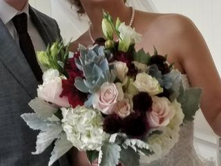Garden Florist Weddings & Events 6