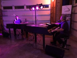 Spanky Entertainment Dueling Pianos 1