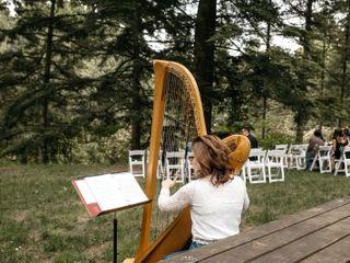 Bethany Evans, Harpist 2
