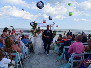 The Isles Beach Club/Oceanfront Weddings of NC 1