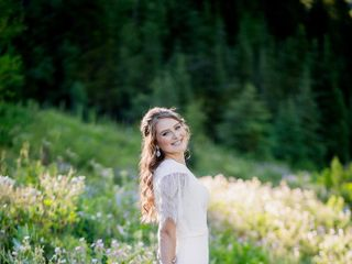 Utah Bridal Hair & Makeup 1