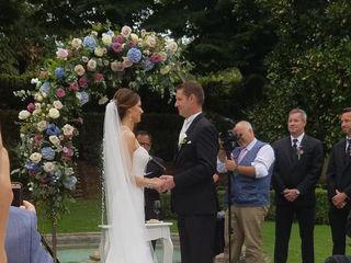 Al fresco Wedding 2