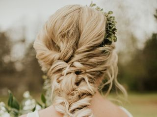 Megan Pirrocco Bridal Hair 4