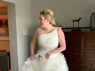 Curvy Custom Bride 1